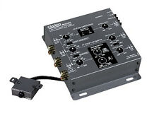 Clarion MCD360 3 Way 6 Channel Electronic Crossover