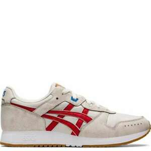 Asics Men's Lyte Classic [ Cream/Classic Red ] Fashion Sneakers - 1191A333-100
