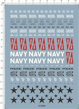 Super Detail Up 1/72 US Navy Kaman SH-2F seasprite Helicopter Model Marine Decal
