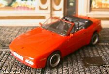PORSCHE 944 S2 CABRIO 1999 HIGHSPEED 1/43 ROUGE ROT NEW