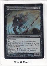 MTG: Time Spiral: Foil: Nightshade Assassin