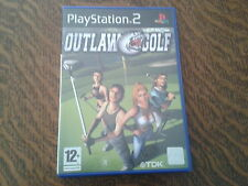 jeu playstation 2 outlaw golf