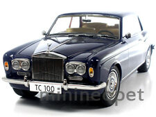 4PARAGON MODELS 98203 1968 ROLLS ROYCE SILVER SHADOW MPW 2 DOORS COUPE 1/18 BLUE