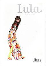 Lula Magazine #10 Chanel Iman ENIKO MIHALIK Liu Wen LUDIVINE SAGNIER @EXCLNT@