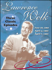 3 Classic Episodes of Lawrence Welk DVD (1960)