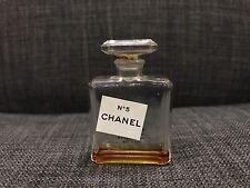 Vintage Chanel No 5 Perfume Bottle 0.5 Fl Oz