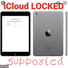 Apple iCloud /Activation lock Bypass / Removal service - All Apple iPads Support
