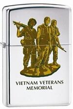 Zippo 250 vietnam veterans memorial Lighter