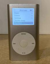 Apple iPod Mini 2nd Gen 6GB A1051 Silver M9800LL/A