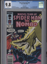 MARVEL TEAM UP #146 CGC MT 9.8 WHITE PAGES CANADIAN EDITION 1ST BLACK ABBOTT
