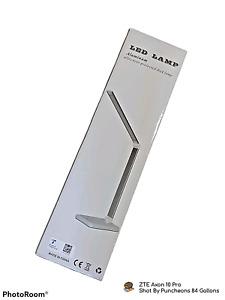 LED Desk Lamp with USB Charging Port 5 Lighting Modes 5 Brightness Levels Black