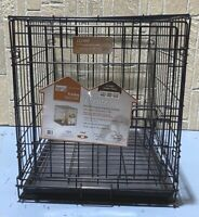 MidWest Homes for Pets Dog Crate | iCrate Single Door