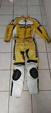 Tuta da moto in pelle Ducati + stivali