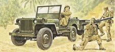 Italeri 1/35 Willys Jeep with Trailer # 314