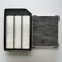 Cabin Air Filter Auto Extra 616-24854