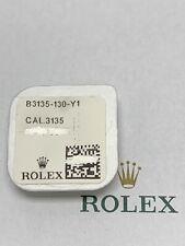 Winding Bridge, New Sealed Genuine Rolex Rolex 3135 130