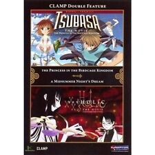 CLAMP Double Feature: Tsubasa --BRAND NEW FACTORY SEALED---FREE SHIPPING--b1