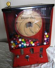 Gum Dispenser-Basketball Penny  Circa 1930's
