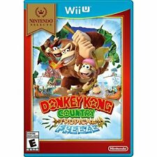 Nintendo Selects: Donkey Kong Country: Tropical Freeze For Wii U Very Good 3E