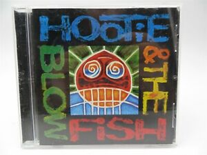 Hootie And The Blowfish ♫ Self-Titled ♫ Atlantic 83564-2 ♫ CD