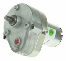 Crouzet, 24 V dc, 2 Nm, Brushed DC Geared Motor, Output Speed 7.2 rpm