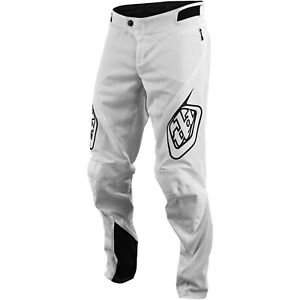 Troy Lee Designs Sprint Pants TLD MTB DH Downhill BMX Racing Gear White 2020
