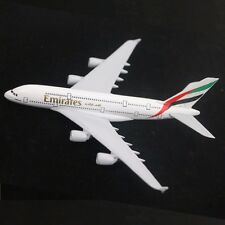 14CM Metal A380 United Arab Emirates Airlines Plane Model Die-cast Model Gifts
