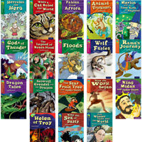 Oxford Reading Tree TreeTops Myths and Legends 18 Books Collection Paperback NEW