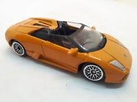 Lamborghini Murcielago Roadster with Display case,Scale 1:64 by Motormax
