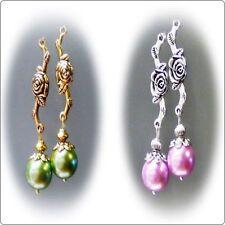 Hook Pearl Alloy Fashion Earrings