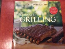 """Williams Sonoma Book """"Essentials of Grilling� New! Great Value, was $35.00."""
