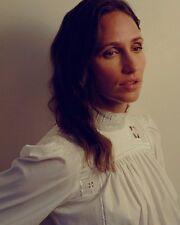 Isabel Marant NWT Broderie Anglaise Trims Skara White Poplin Tie Fasten Top 36