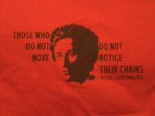 Rosa Luxemburg socialist communist shirt