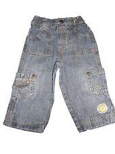 C & A WINNIE POOH fantastici pantaloni jeans TG 80!!!