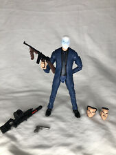 Marvel Legends Chameleon Loose With All Heads and Weapons
