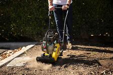 20hp 79cc Walk Behind Vibratory Compactor Plate Rammer Gas Power Soil Dirt