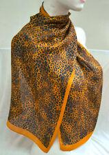 Burberry Luxe foulard écharpe scarf carre платок sciarpa 120x29 Prix Recommandé 229 € Jaune Nouveau