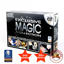 *NEW IN BOX* Exclusive Magic Trick Set 2 - with DVD