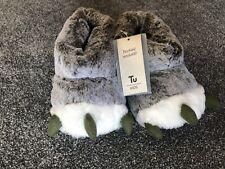 Children's Novelty Monster Feet Slippers - Sainsbury's Funny Funky Gift Idea