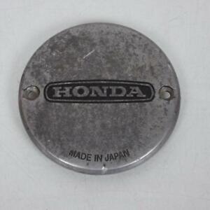 Kurbelgehäuse Zündung origine Honda-Motorrad CB 125 S / CB125S 496B 11431 110