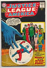 Justice League of America #14 (1962) Very Good Plus (4.5) ~ DC ~ Atom Joins JLA