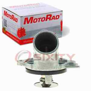 MotoRad Coolant Thermostat Housing Assembly for 1998-2002 Mercedes-Benz E430 lg