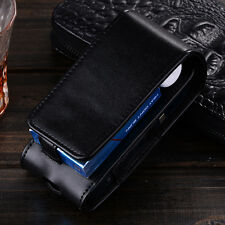 Luxury PU Leather Case Box Holder Pouch Bag For iQOS Electronic Cigarette Kit