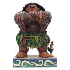 Disney Traditions Maui Daring Demigod From Moana by Jim Shore 4058284