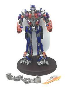 """Transformers Popbox Collectibles 12"""" Polystone Optimus Prime Limited Edition"""