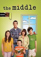 The Middle (2009): Season 3 (Third Season) (3 Disc) DVD NEW