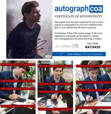 TYE SHERIDAN signed Autographed 8X10 PHOTO A - PROOF - Ready Player One ACOA COA