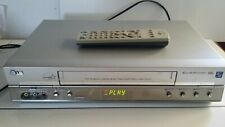LG VCR VIDEO GC990W WITH REMOTE. WORKING