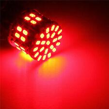 1Pcs Red 12V LED Light 1157 BAY15D 50 SMD 1206 Car Tail Stop Brake Lamps Bulb US