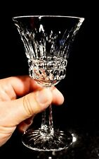 Beautiful Villeroy Boch Crystal White Wine Glass